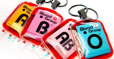 กรุ๊ปเลือด การให้และการรับเลือด